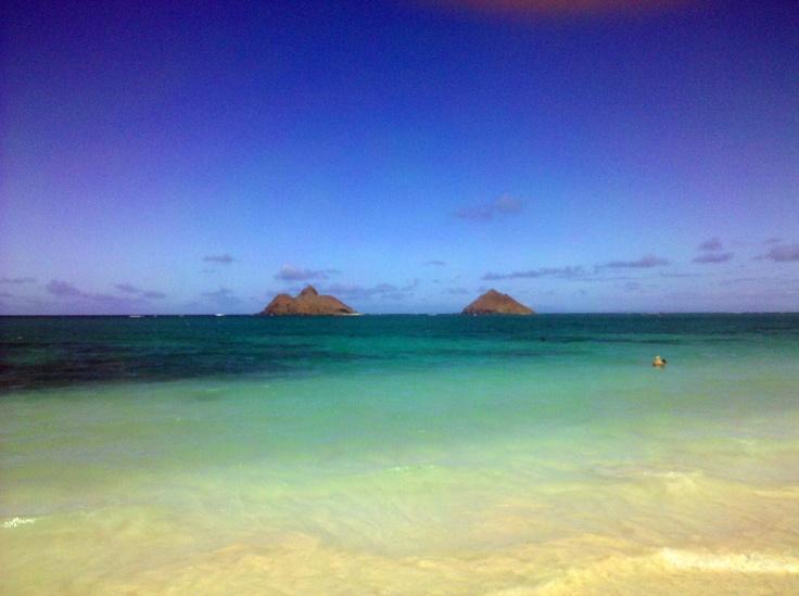Lanakai Beach -- best in the world