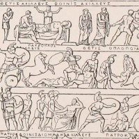 Pictorial Atlas to Homer's Iliad and Odyssey (1892)