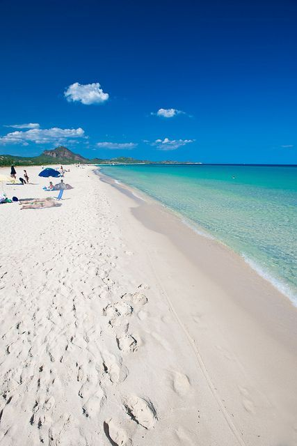 Costa Rey, Sardinia, Italy