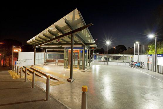 Grafton Rail Station Upgrade - Opus Architecture