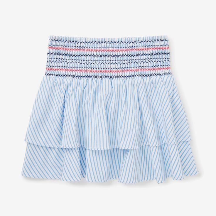 Shop now: Shirred Skirt. #seedheritage #seedteen