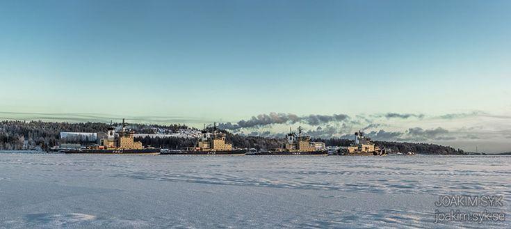 Isbrytarna, Luleå