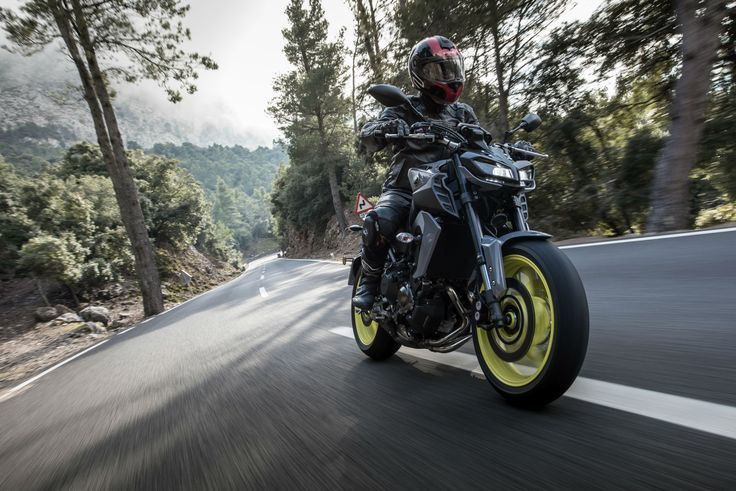 A few days ago we had the opportunity to test out the latest version of Yamaha's MT-09 in Majorca. Click the image for the full story. #motorcycle #motorbikes #motorcyclists #bikers #bikes #bestbikes #newbikes #motorcycles2016 #motorcycles2017 #bestnewmotorcycles #Christmas #Wintermotorcycles #Winter #AdventureBikes
