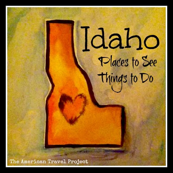 Places to see and things to do in Idaho with kids family travel Boise Coeur Ketchum Hot Springs Lakes River Road Trip