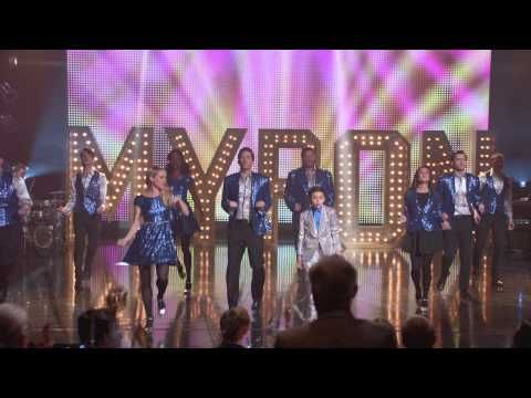 "Full Performance of ""Break Free"" from ""Child Star"" 