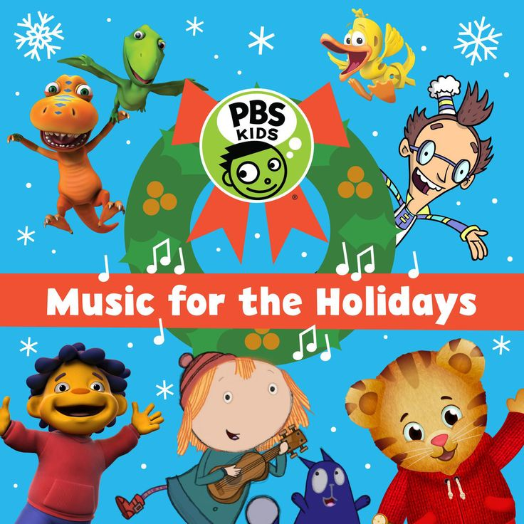 The perfect holiday playlist for the young ones.