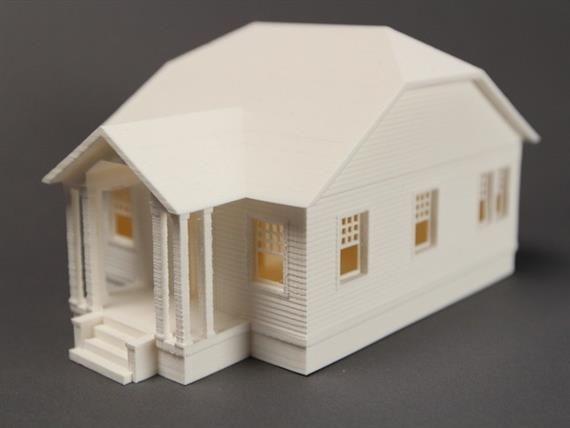 «Zurück | 3D Modelle» Hobby Amerikanischen House, Die RodessaPopulare 3D  Modelle