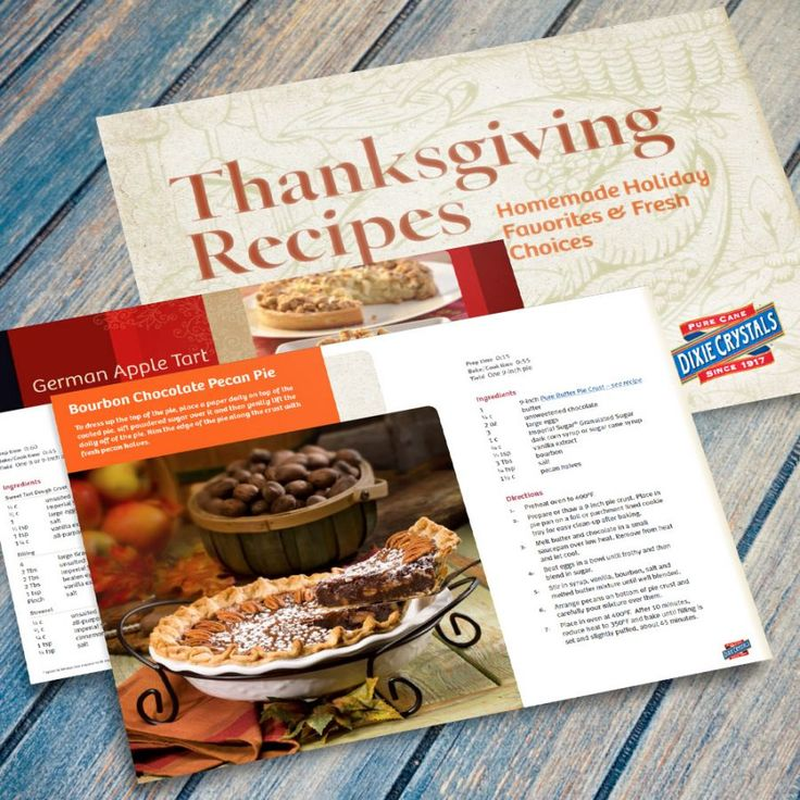 195 best thanksgiving recipes from dixie crystals images on homemade holidays thanksgiving recipes ecookbook free ebook with 25 of dixie crystals favorite thanksgiving recipes fandeluxe PDF