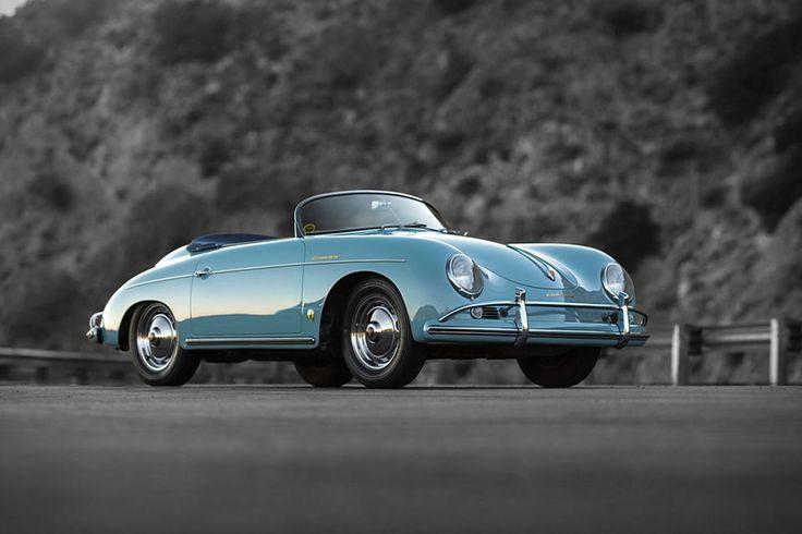 1958 Porsche 356 A Speedster   Uncrate