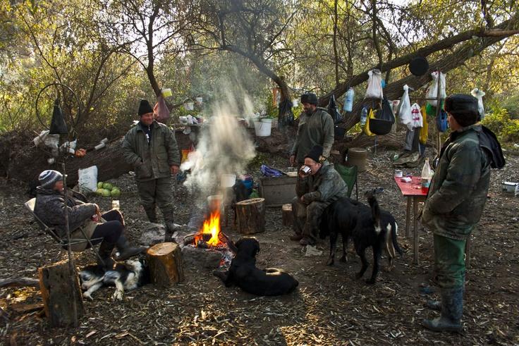 People of The Danube Delta ... Attila Szabo