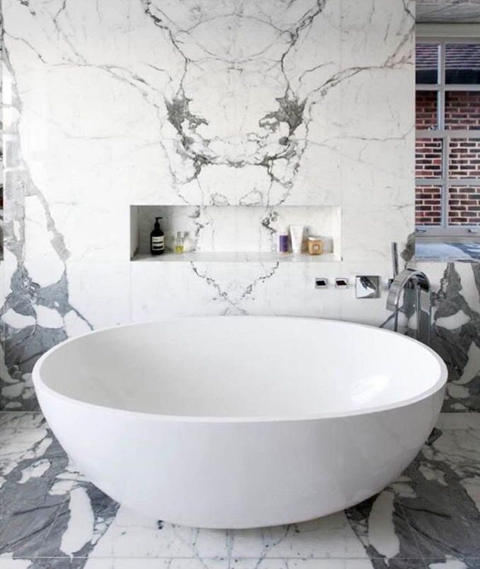 living for this marble wall!