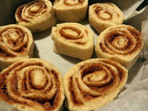 Cinnamon Swirls - Rotelle alla cannella