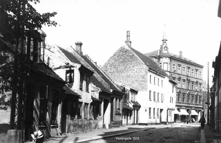 Vestergade 1910