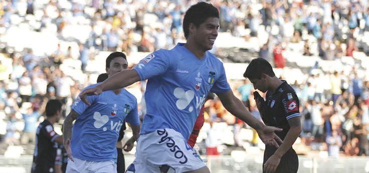 BENJAMÍN VIDAL YA ES AZUL   Primera División