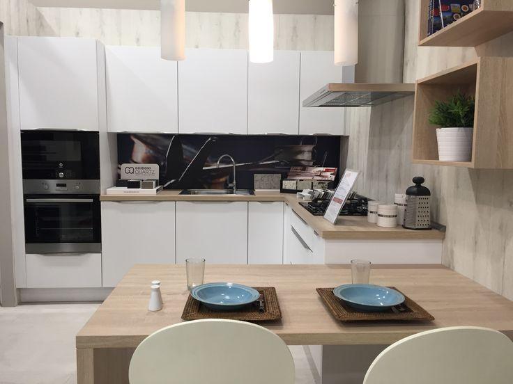 ¿Sabías que en Merkamueble Vigo también tenemos cocinas?