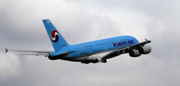 Turbulence on at least two Korean Air flights caused delays at the main airport on Jeju Island, the southernmost region of South Korea.