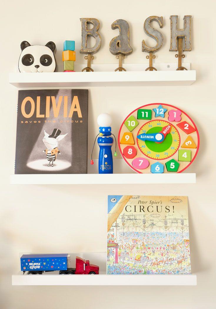 Sunda Shelfie Circus Books for Kids