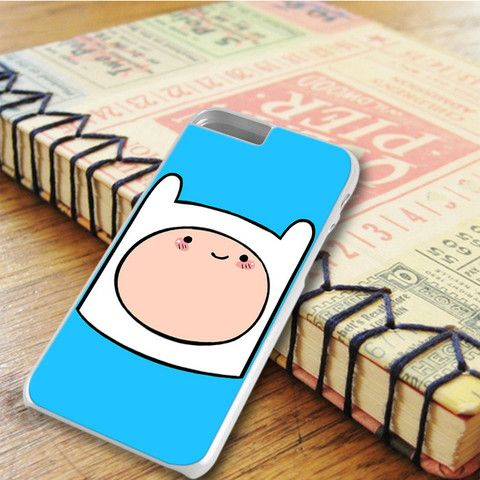 Adventure Time Finn iPhone 6 Plus|iPhone 6S Plus Case
