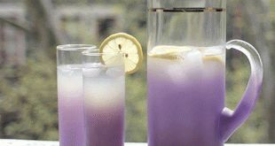 Cómo hacer limonada con lavanda para eliminar los dolores de cabeza y la ansiedad.