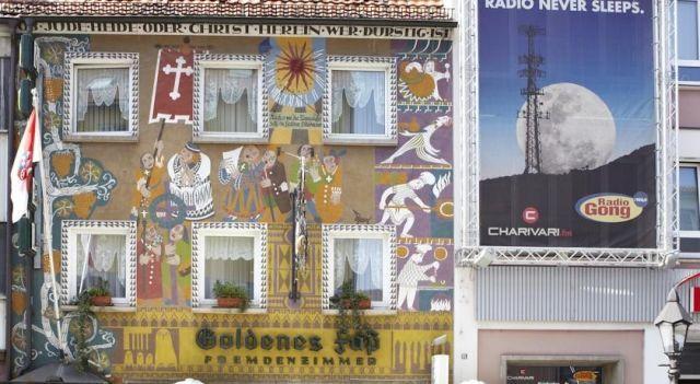 Hotel Goldenes Faß - 3 Sterne #Hotel - CHF 59 - #Hotels #Deutschland #Würzburg http://www.justigo.ch/hotels/germany/wurzburg/hotelgoldenesfass_203452.html