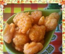 Recette Accras de carottes par sachanaretour