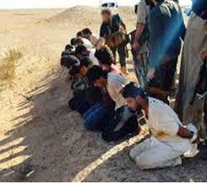 Crimes de Daesh (2014)