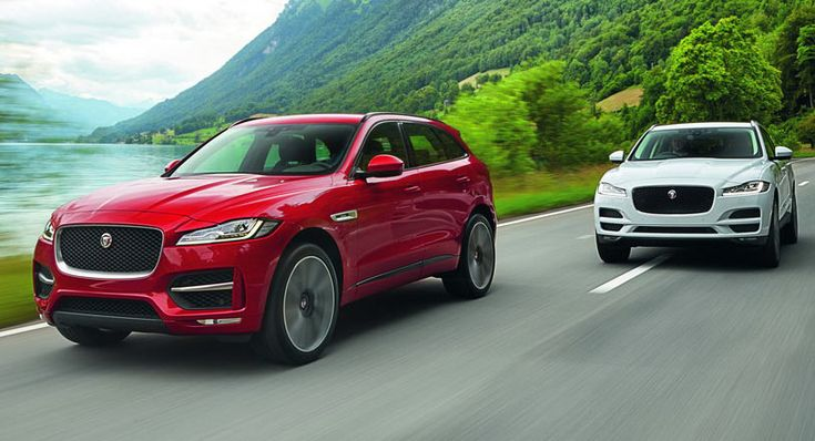Jaguar Prices New F-Pace SUV From $40,990
