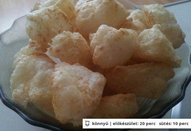 Fitt kókuszos puszedli | NOSALTY – receptek képekkel