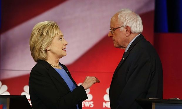 Hillary Clinton is Obama's true heir. That's a blessing for Bernie.