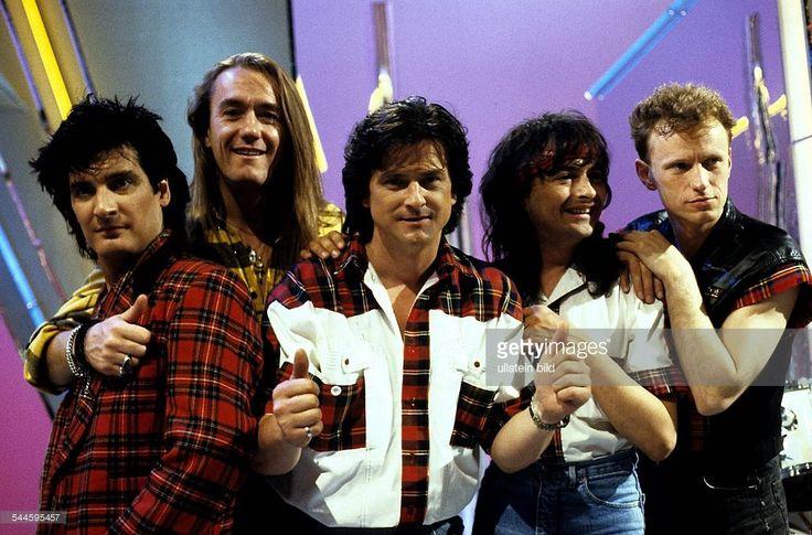 Bay City Rollers; Musikgruppe, Rockmusik, Popmusik; GB; - 06.1993