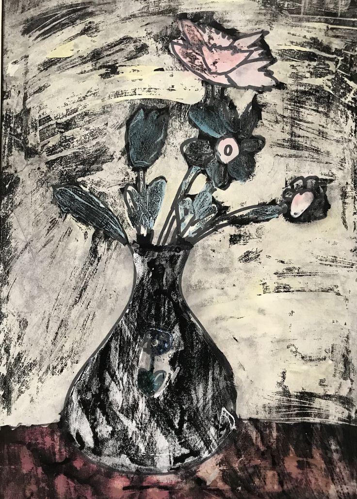 Moose art by chasteen on student artwork teacher j