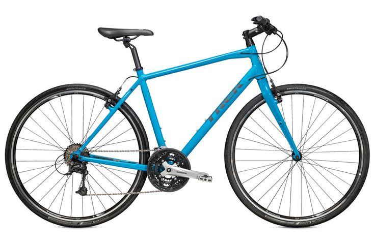 Trek 7.4 FX 2015 Hybrid Bike