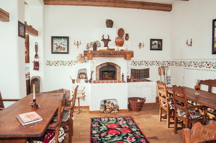 adelaparvu.com despre restaurant tranditional romanesc La Conac, Iasi, Romania (1)