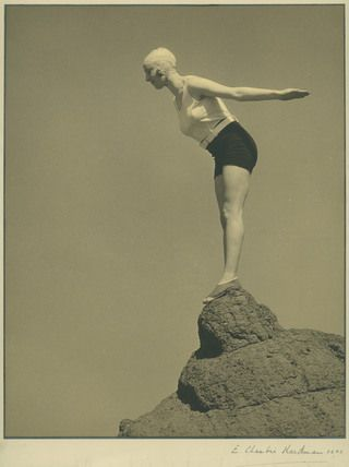 Chambre Hardman's wife (The Diver)