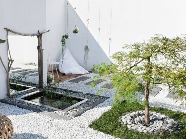 dix alles de jardin bien structures - Dalle D Ardoise Jardin