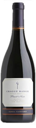 "2007 Craggy Range ""Zebra Vineyard"" Pinot Noir, Central Otago, New Zealand    A relatively compact landmass, New Zealand nonetheless seems to possess every possible topography and climate. Tropical rainforests, glaciers, arid plains, high deserts, rich low country farmlands, coastal beaches, and alpine foothills, to name just a few. While the country may perhaps be known best for its cool-climate winegrowing, it should really come as no surprise that its..."