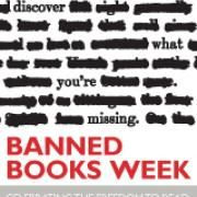 Banned Books Week: Celebrate your freedom to read! Smith Library Center is observing Banned Books Week to make students, faculty, and staff aware that censorship is very real. There are always individuals and groups who will try to limit what we can and cannot read. Smith Library strives to make access to literature and  information as broad and unfettered as possible. We do not ban books nor do we condone censorship! Read a banned book today!
