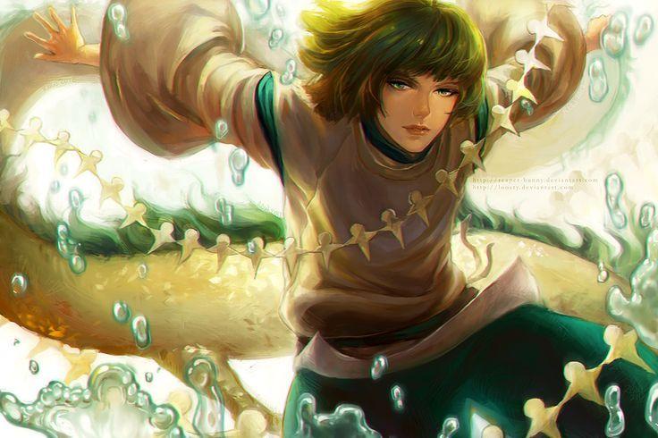 Spirited Away on Pinterest | Spirited Away Haku, Studio Ghibli and ...