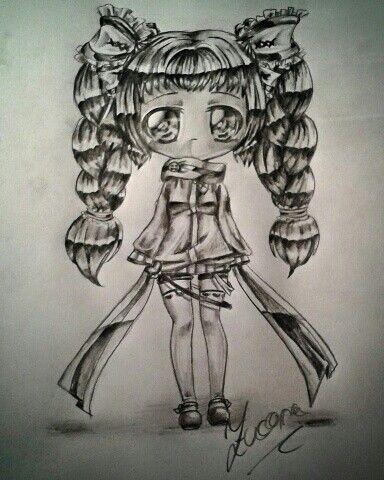 Manga zeichnung bleistift