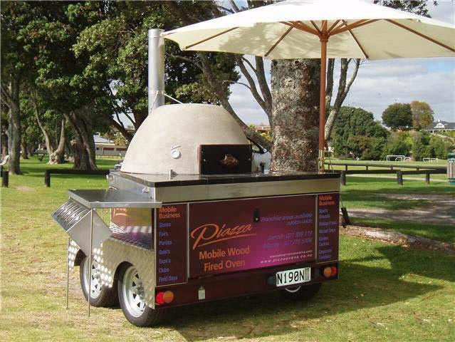 Image detail for -Not restricted to pizza, the Wood-Fired Oven can also cater to ...
