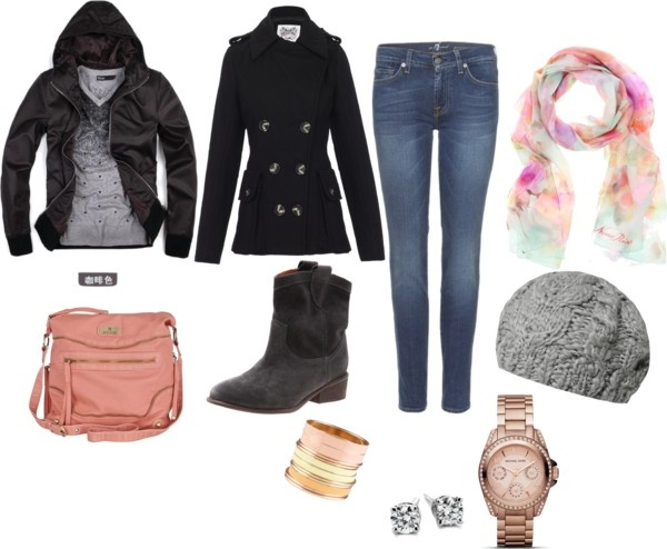 winter, created by luisarpo on Polyvore