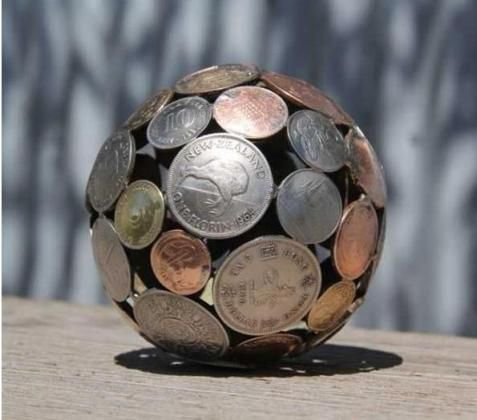 Super Ways to Upcycle Old Coins