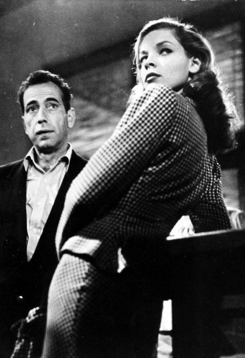 Bogie and Bacall, To Have and Have Not  (1944)