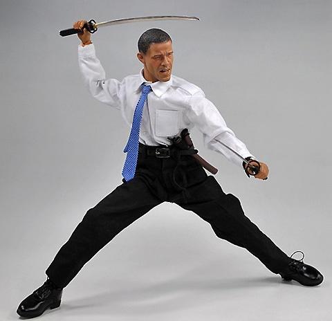 Ninj-Obama