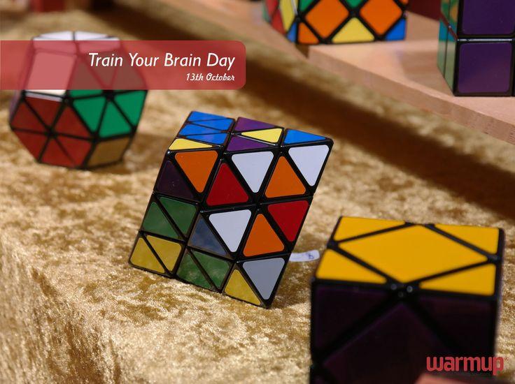 Make your pledge to learn today! #TrainYourBrainDay #warmupsa #warmupyourfeet #nomoresocks