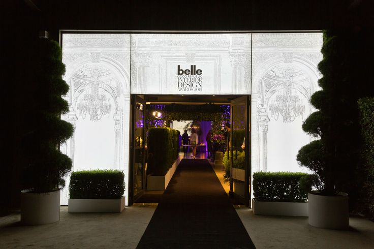 Winners and photos from last night's Belle Coco Republic Interior Design Awards 2013