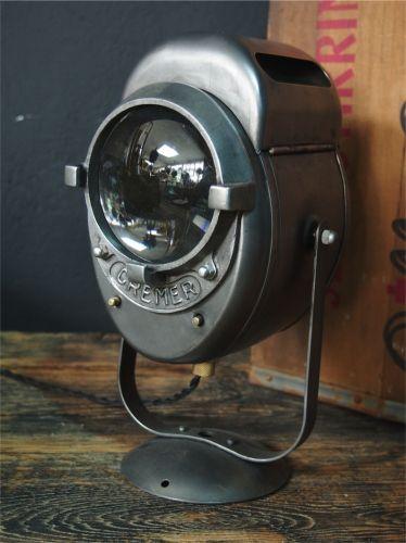 projecteur de cinema spotac cremer paris poli graphite cin ma paris et projecteurs. Black Bedroom Furniture Sets. Home Design Ideas