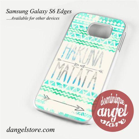 hakuna matata aztec arrow Phone Case for Samsung Galaxy S3/S4/S5/S6/S6 Edge Only $10.99