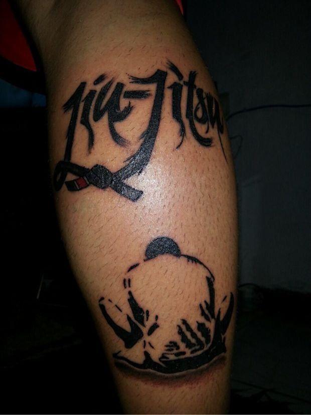 tattoo jiu jitsu faixa preta - Pesquisa Google