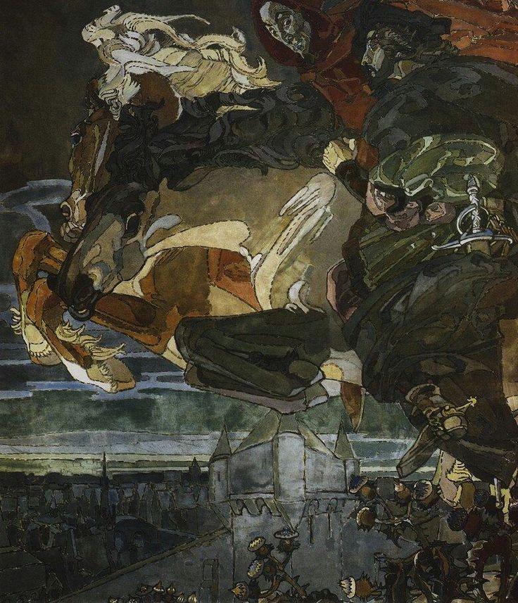 Vrubel - Faust